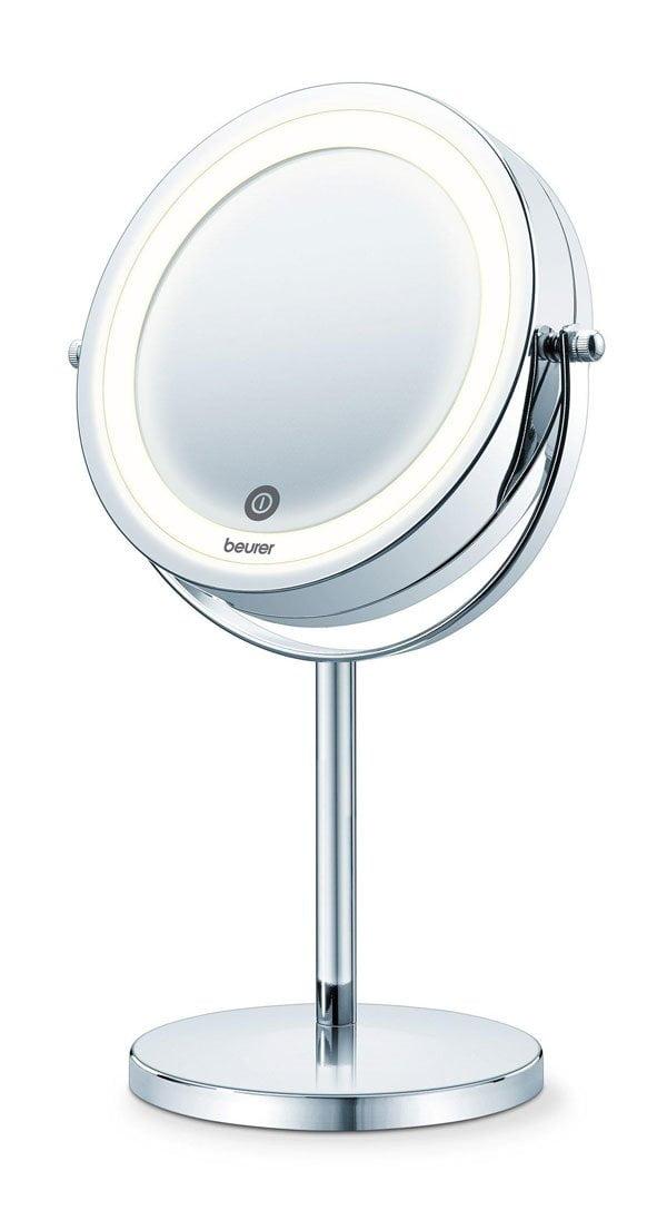 Hey Pretty Beauty-ABC: Fünf Must-Have Beauty Tools: Beleuchteter Kosmetikspiegel von Beurer