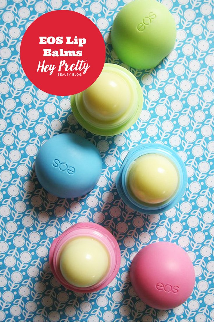 EOS Lip Balms are finally available in Switzerland! Worth the hype?