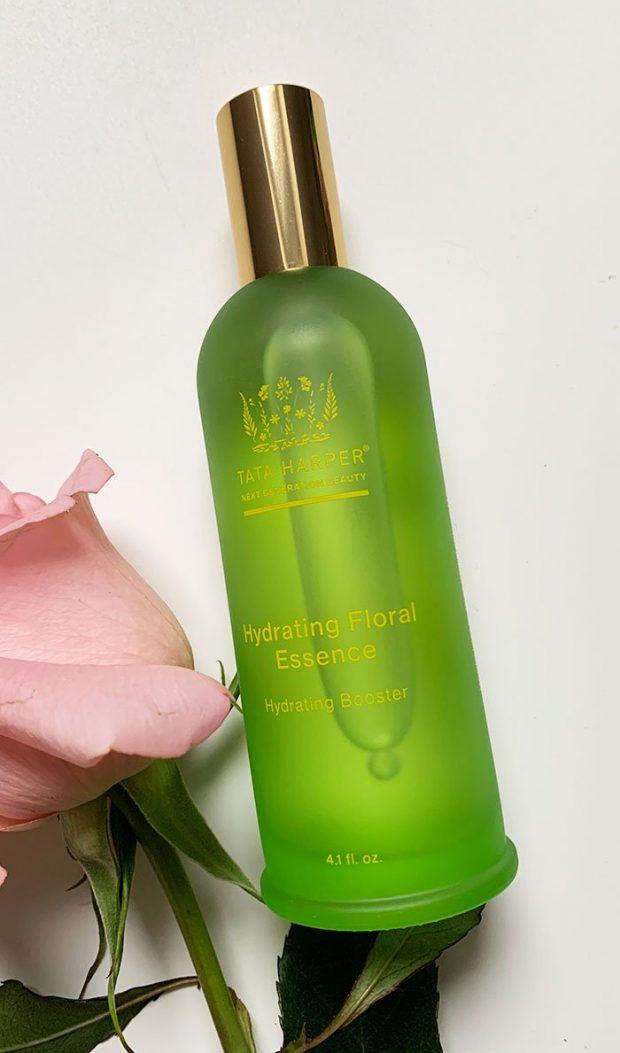Tata Harper Skincare Hydrating Floral Essence (Erfahrungsbericht und Test auf Hey Pretty Schweiz mit Kultkosmetik)