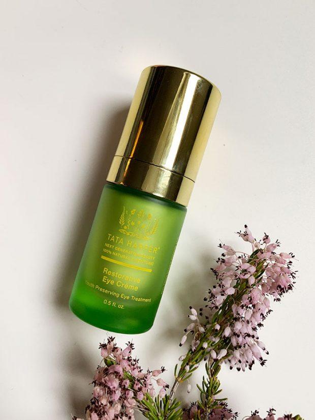 Tata Harper Skincare Restorative Eye Cream (Erfahrungsbericht und Test auf Hey Pretty Schweiz mit Kultkosmetik)