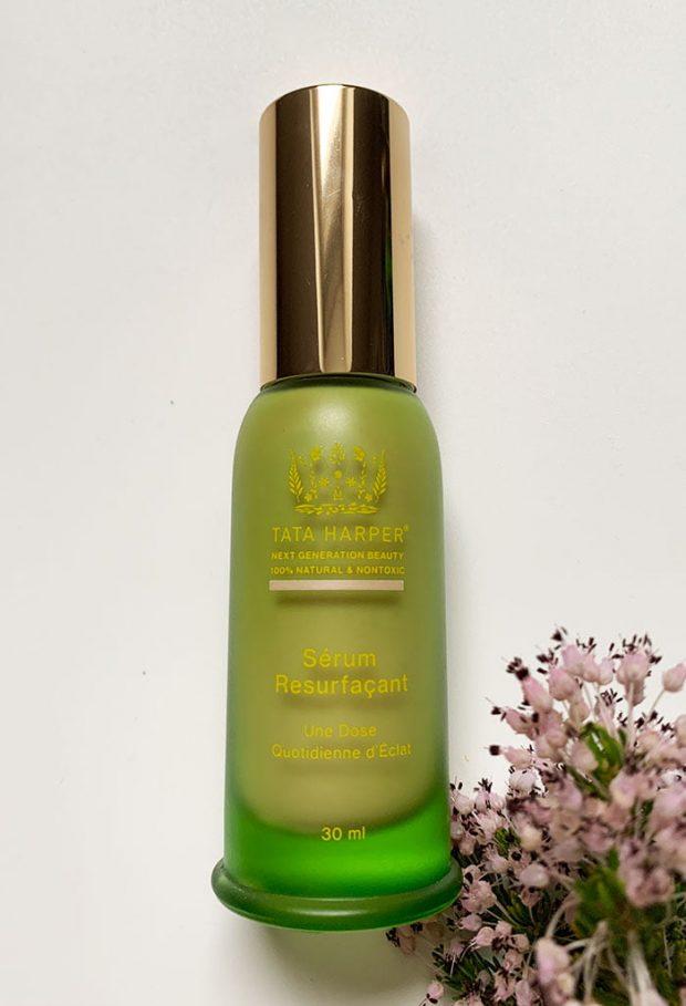 Tata Harper Skincare Resurfacing Serum (Erfahrungsbericht und Test auf Hey Pretty Schweiz mit Kultkosmetik)