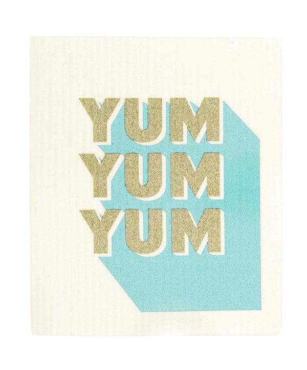 H&M Home Spültuch Yum Yum Yum