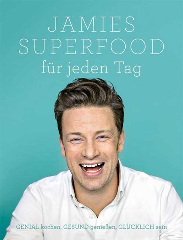Jamie's Superfood für jeden Tag, Image: Dorling Kindersley Verlag 2015