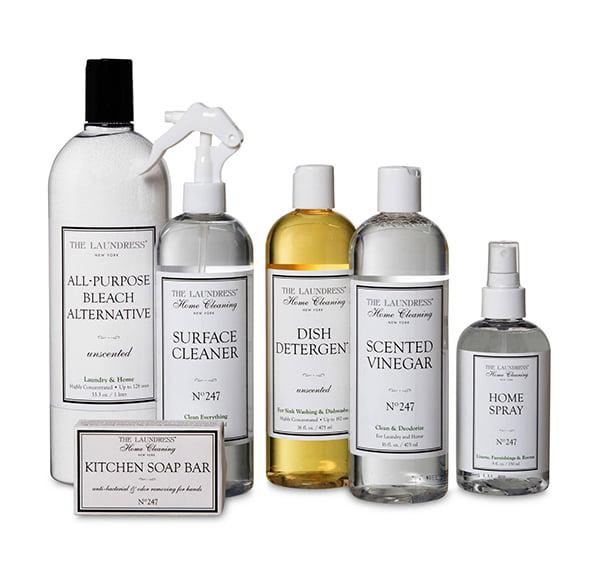 The Laundress Reinigungsmittel, Bild via Globus