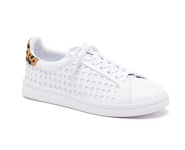 Loeffler Randall Zora Cheetah Sneakers
