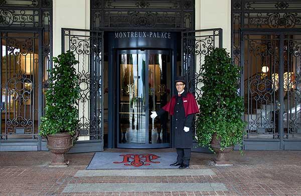 Fairmont Le Montreux Palace, PR-Image Fairmont Hotels