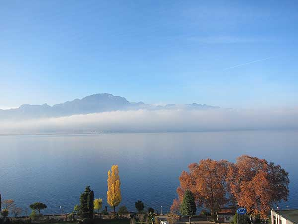 Fairmont Le Montreux Palace, Spa Review by Hey Pretty