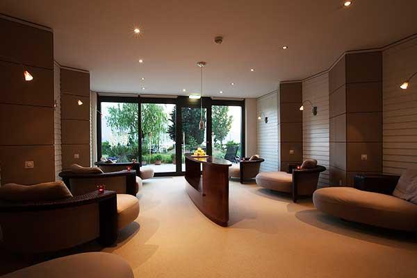 Fairmont Le Montreux Palace, Ruheraum (PR Image Fairmont Hotels)