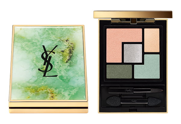 YSL Couture Palette Collector Indie Jaspe (Boho Stones Spring Look 2016)