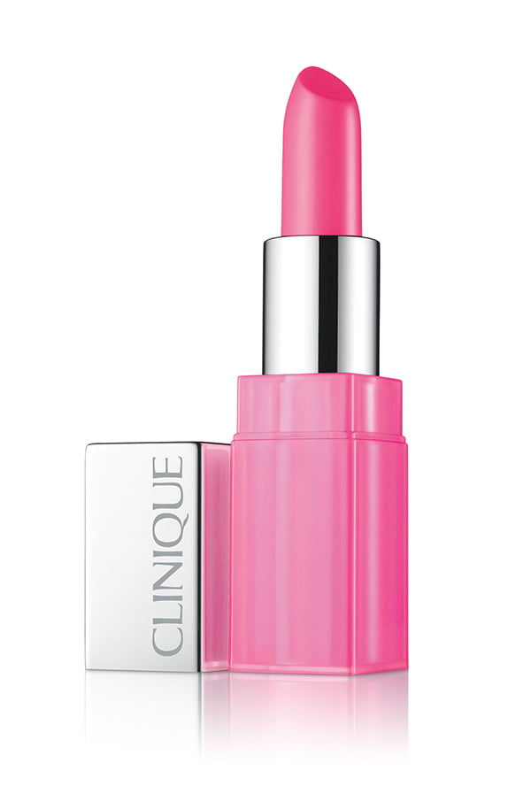 Clinique Pop Glaze Sheer Lip Color + Primer in Bubblegum Pop