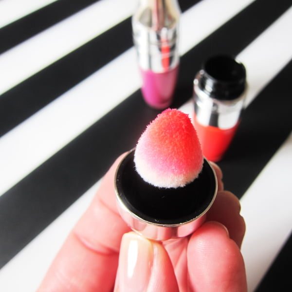 Lancome Juicy Shaker Closeup Applicator, Image by Hey Pretty Beauty Blog