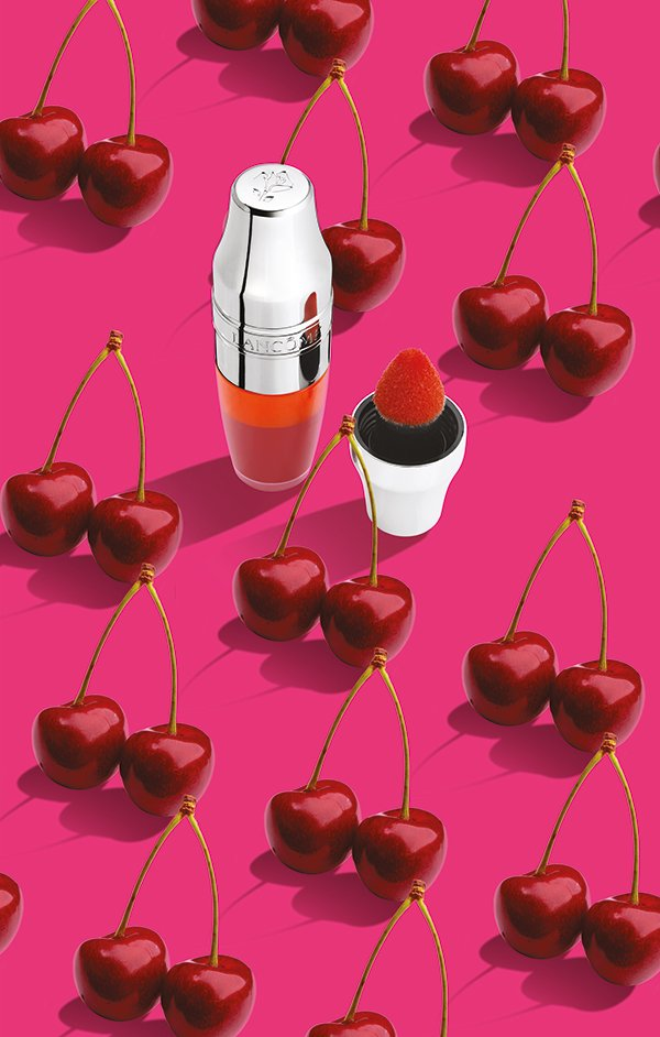 Lancome Juicy Shaker Visual Cherry Explosion