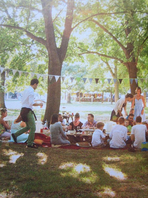 Kochbuch Review City Picknick von Julia Kutas, Hey Pretty Beauty Blog (Bild-Copyright: Wolfgang Hummer, Brandstätter Verlag)
