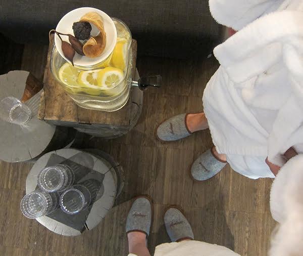 Schweizerhof Lenzerheide, Spa Review – Image Copyright: Hey Pretty Beauty Blog