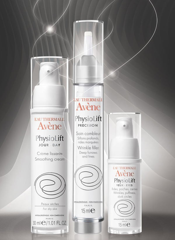 Avène PhysioLift Product Visual