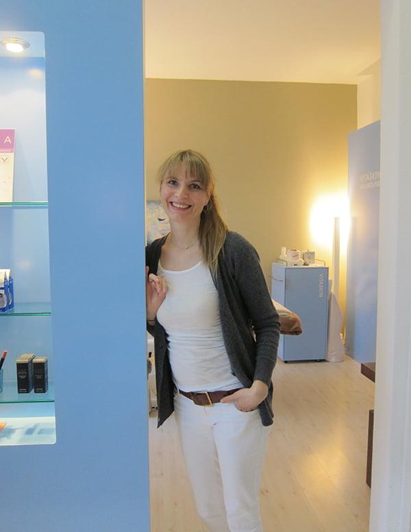 Vitaskin Zürich, Review by Hey Pretty Beauty Blog