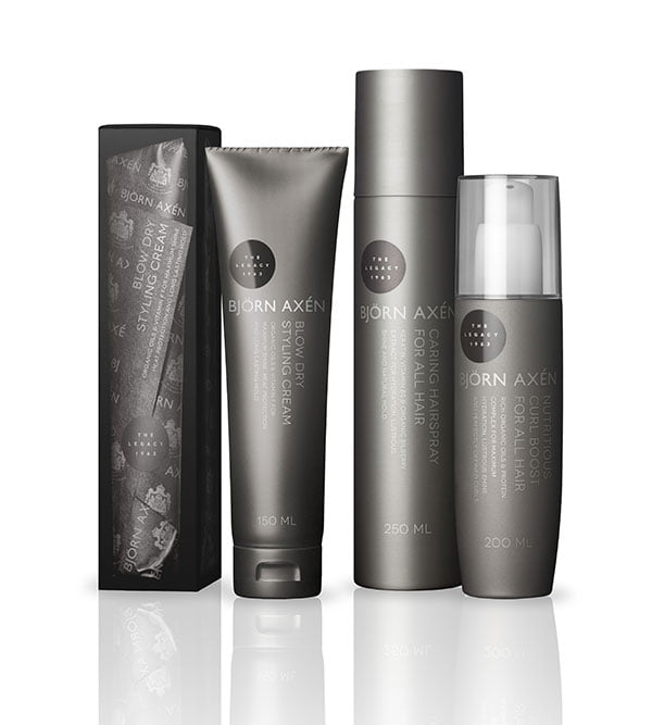 Björn Axen The Legacy 1963, Styling Products