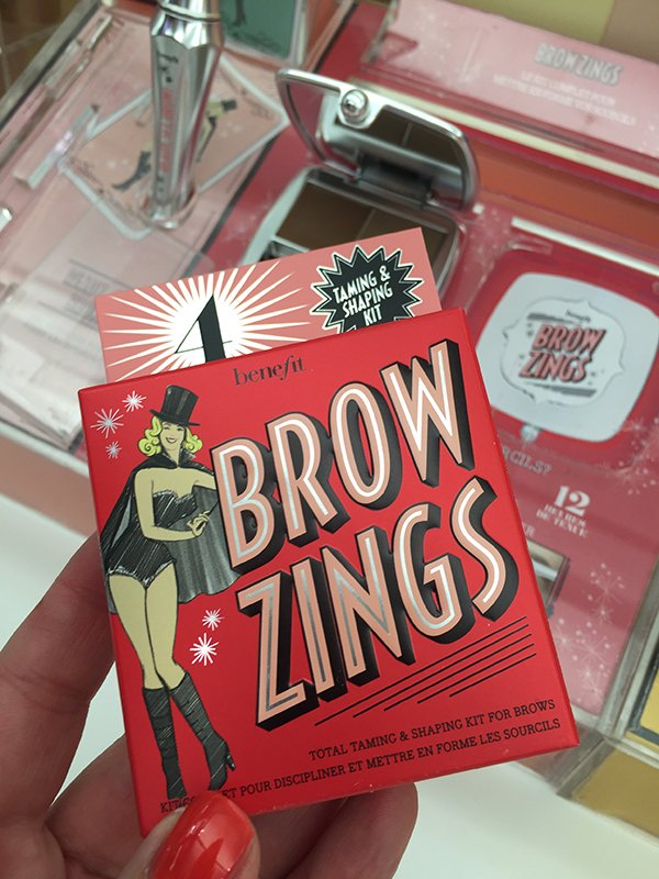 Benefit Brow Zings, Sephora Store Opening bei Manor Genf, Image by Hey Pretty
