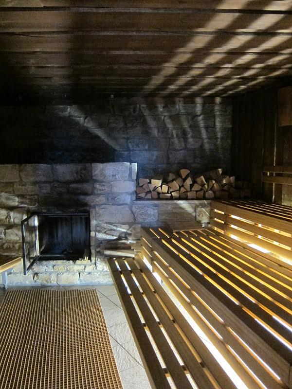 Bora HotSpaResort Sauna