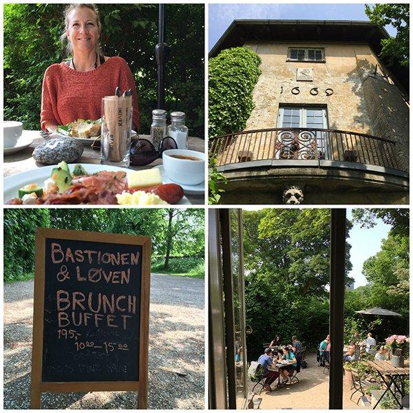 Kopenhagen Reisetipps, Brunch at Bastionen & Loven, Image by Hey Pretty Beauty Blog