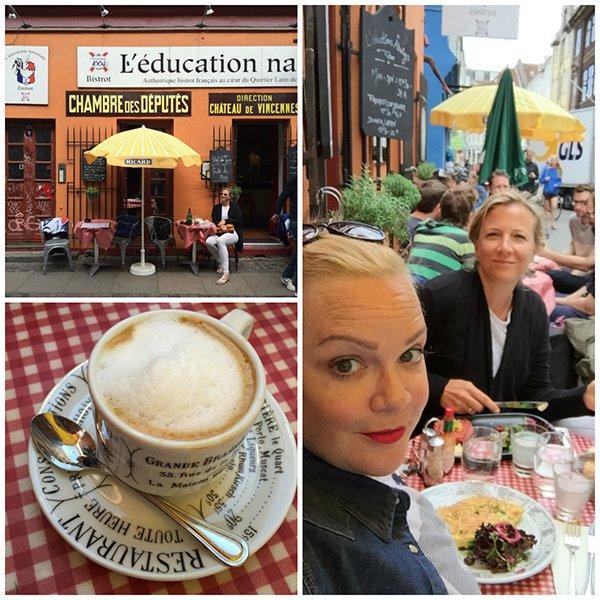 L'Education Nationale Bistrot Copenhagen, Image by Hey Pretty Beauty Blog
