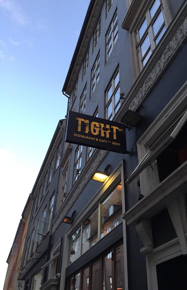Kopenhagen Reisetipps, Tight Gluten Free Restaurant and Café, Image by Hey Pretty Beauty Blog