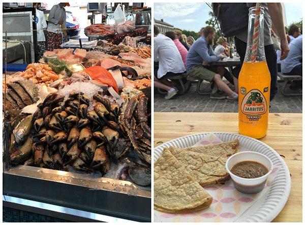 Kopenhagen Reisetipps, Torvelhallerne Food Market, Image by Hey Pretty Beauty Blog