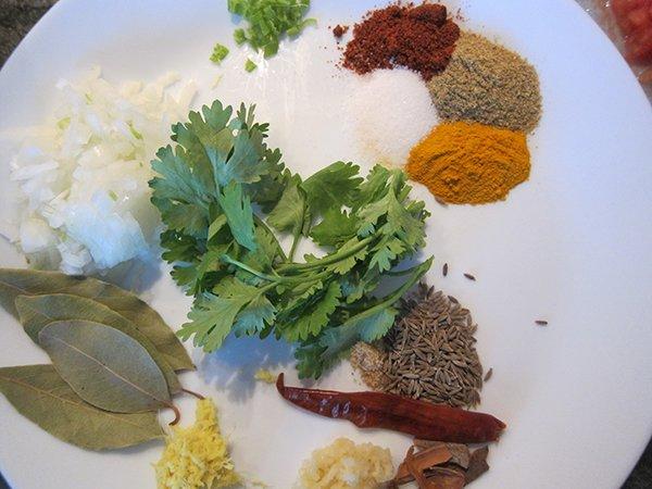 Indische Gewürze, Kochkurs bei Ity Tiwari (Image by Hey Pretty Beauty Blog)
