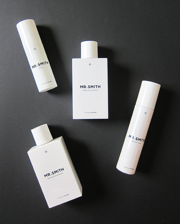 Mr. Smith Haircare Products, Image by Hey Pretty Beauty Blog