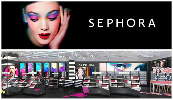 Sephora Store Opening bei Manor Genf, PR Images