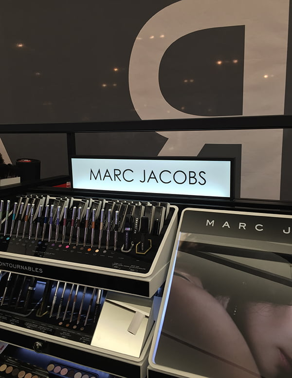 Marc Jacobs Beauty, Sephora Store Opening bei Manor Genf, Image by Hey Pretty