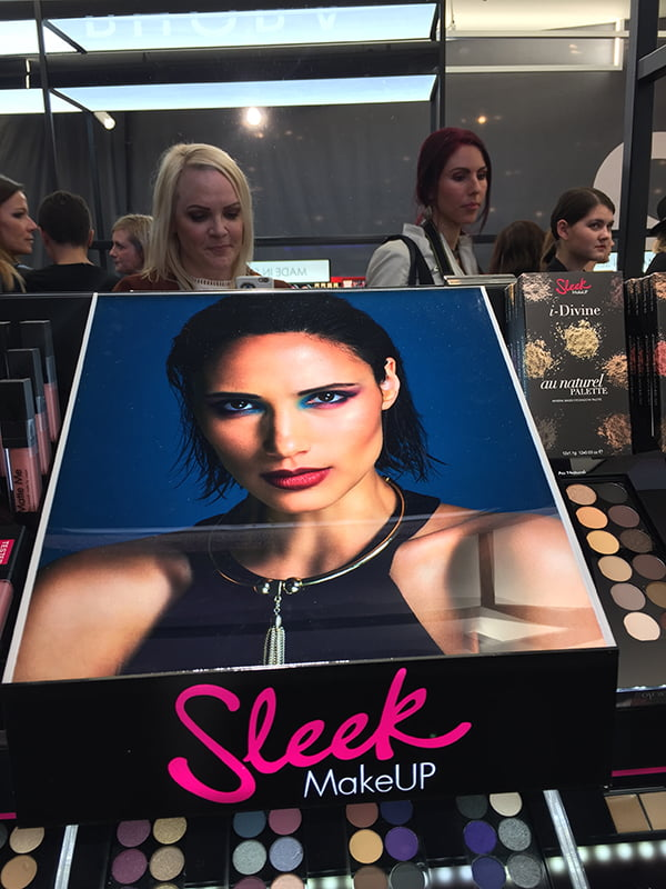 Sephora Store Opening bei Manor Genf, Sleek Makeup, Image by Hey Pretty