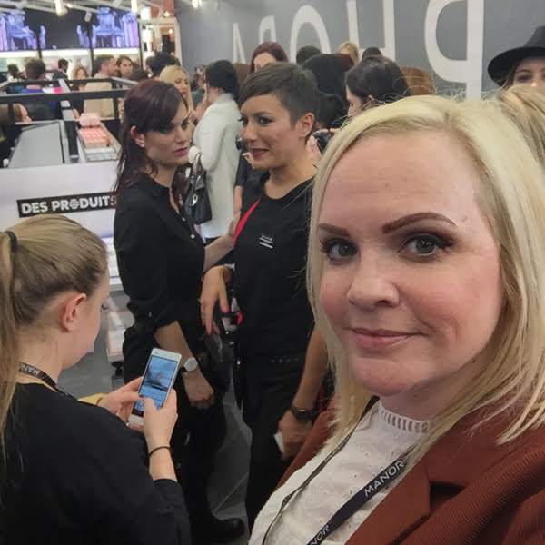Sephora Store Opening bei Manor Genf, Image by Hey Pretty