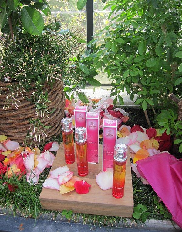 Weleda Jardin de Vie Rose, Image by Hey Pretty