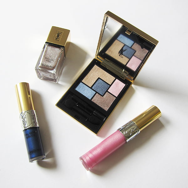 YSL Summer Look 2016 Savage Escape, Image by Hey Pretty Beauty Blog