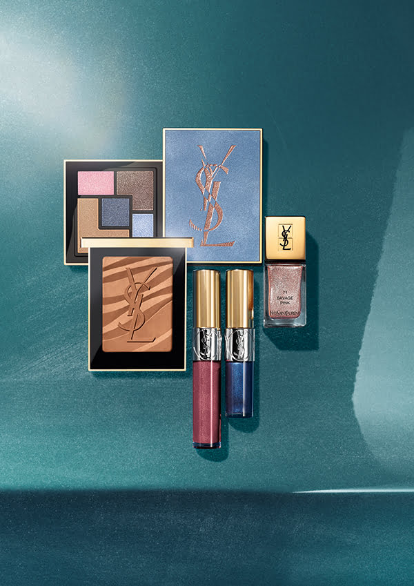 YSL Summer Look 2016 Savage Escape, PR Visual