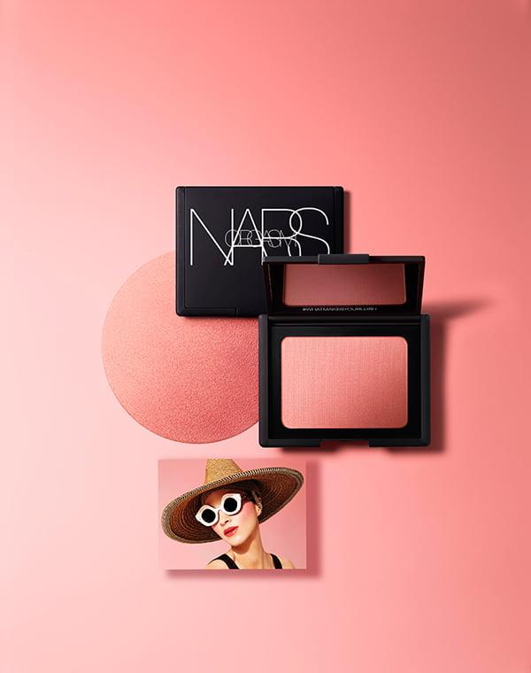 NARS Orgasm Blush Limited Edition 2016, PR Visual