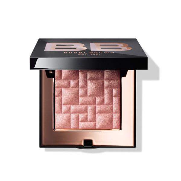 Bobbi Brown Highlighting Powder in Sunset Glow (Sunset Pink Collection 2016)