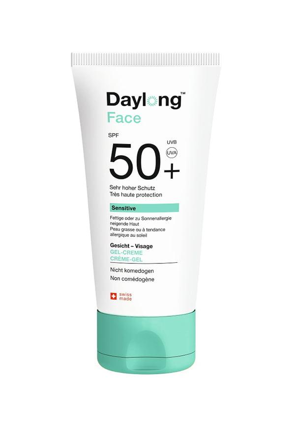 Daylong Face Sensitive Gel-Creme SPF 50+