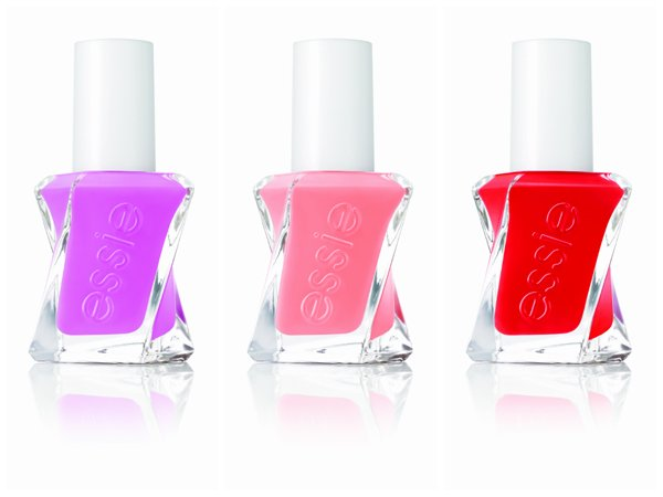 Essie Gel Couture: Model Citizen, Looks to Thrill and Flashed