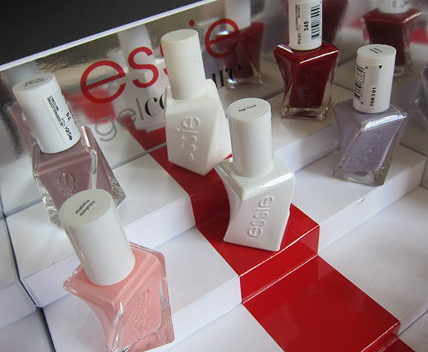 Essie Gel Couture Launch, Press Kit (Image by Hey Pretty Beauty Blog)