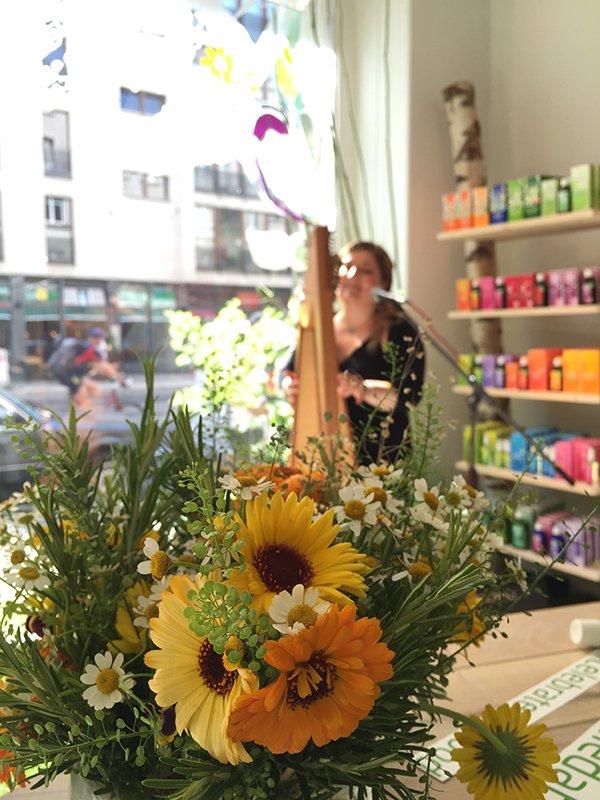 Weleda Shop Atelier Berlin, 90 Jahre Weleda Skinfood, Review by Hey Pretty #celebrateskinfood