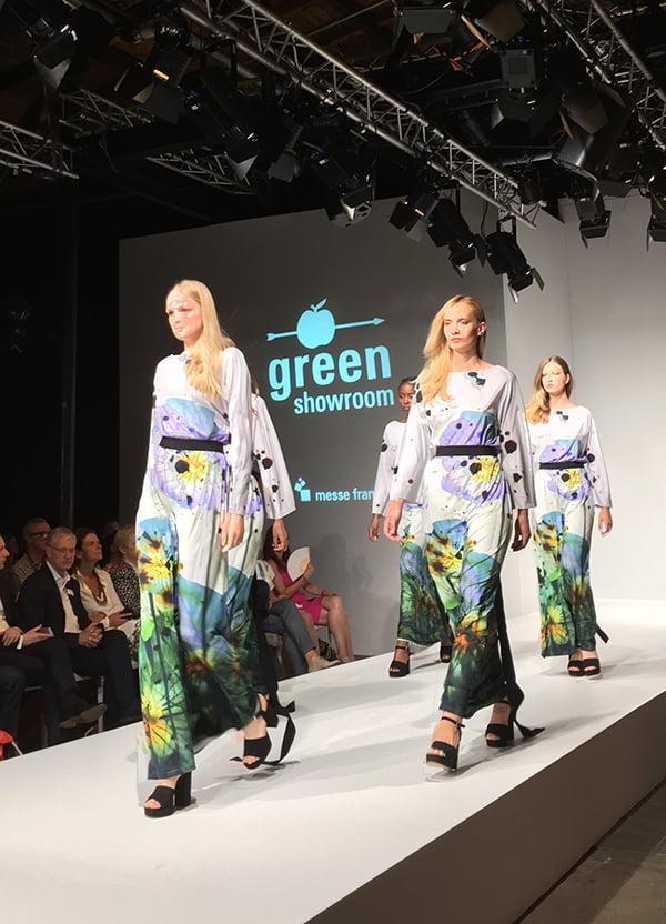 90 Jahre Weleda Skinfood X Lanius, Ethical Fashion Show Berlin, Review by Hey Pretty #celebrateskinfood