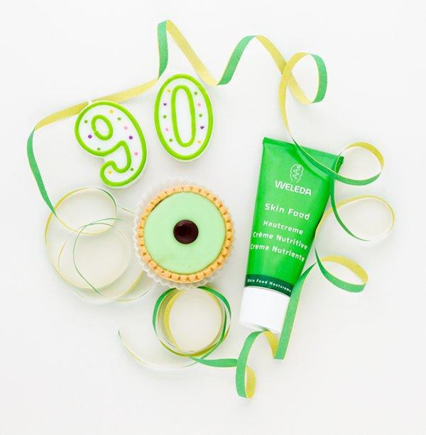 90 Jahre Weleda Skinfood, Review by Hey Pretty #celebrateskinfood