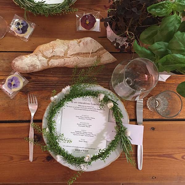 Wild & Root Dinner, 90 Jahre Weleda Skinfood, Review by Hey Pretty #celebrateskinfood