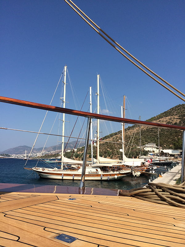 Bodrum, Image by Hey Pretty Beauty Blog