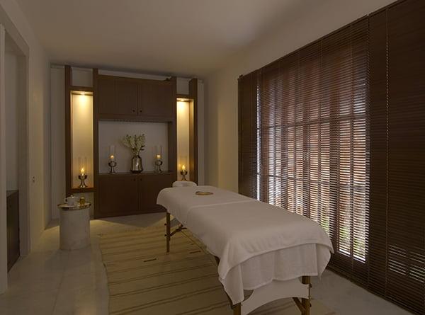 Review Amanruya Bodrum, Spa Room, PR Image, copyright Aman Resorts