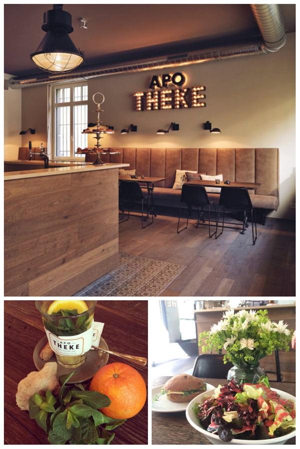 ApoTHEKE, Die besten Cafés in Zürich, Hey Pretty Beauty Blog