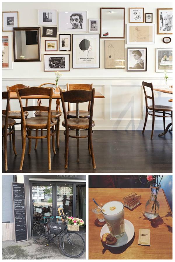 Franzos, Die besten Cafés in Zürich, Hey Pretty Beauty Blog