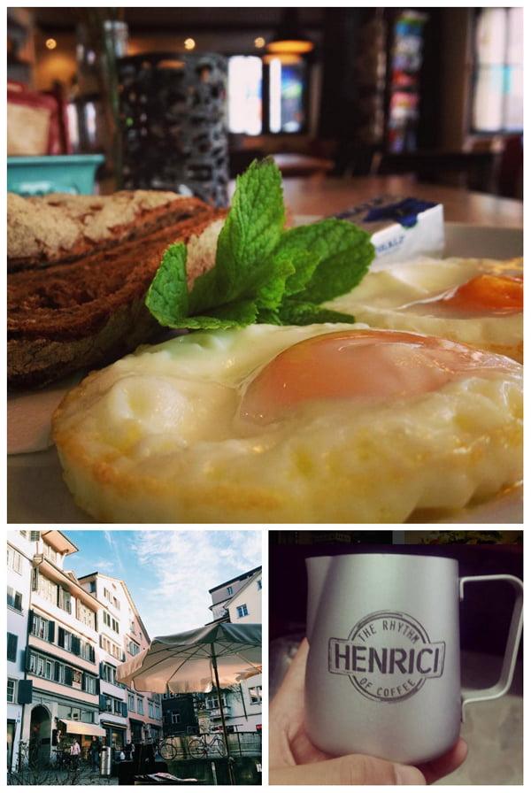 Henrici, Die besten Cafés in Zürich, Hey Pretty Beauty Blog